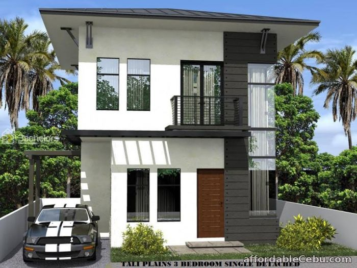 1st picture of 2 Storey Single Detached House Talisay City Cebu - Tali Plains For Sale in Cebu, Philippines