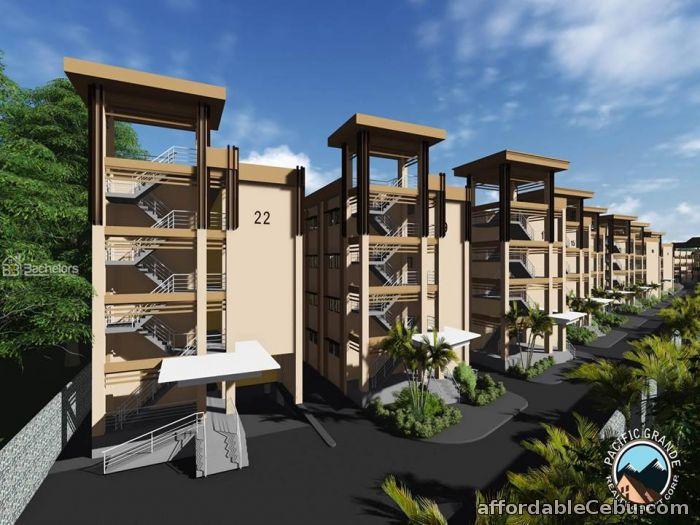 3rd picture of Lapulapu Basak CONDO PACIFIC GRANDE Cebu 24sqm For Sale in Cebu, Philippines