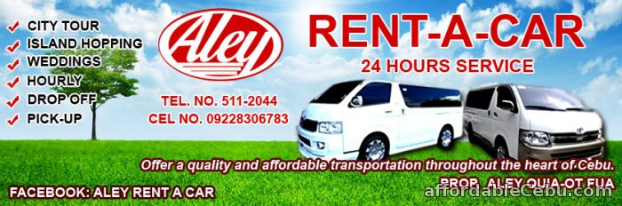 2nd picture of Cebu Aley Rent A Car Offer in Cebu, Philippines