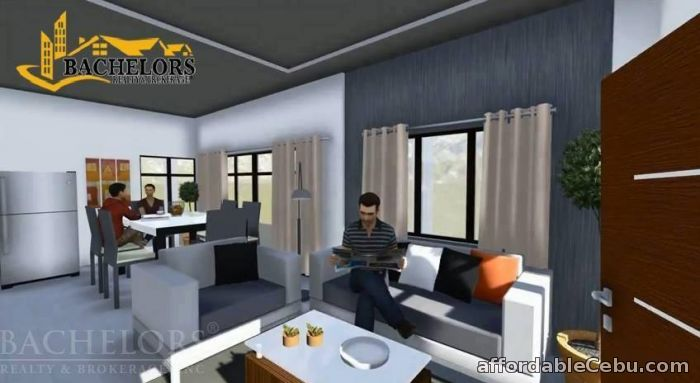 4th picture of Woodway Townhomes @ Pooc, Talisay, Cebu Amber Model Inner For Sale in Cebu, Philippines