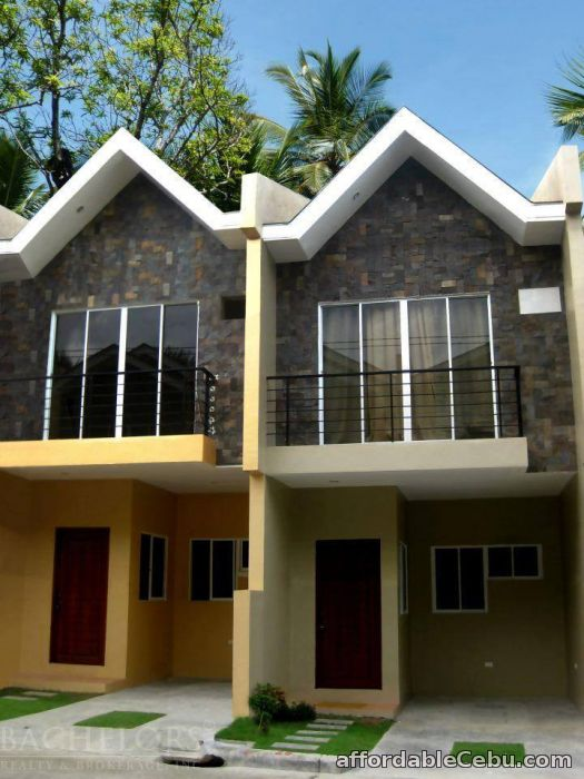 2nd picture of North Gate Subdivision @ Bajac, Liloan, Cebu Townhouse For Sale in Cebu, Philippines