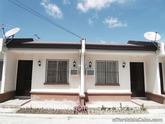 1st picture of 5k per month Rowhouses For Sale in Talisay City Cebu For Sale in Cebu, Philippines