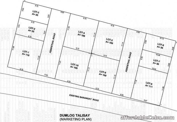 3rd picture of Talisay Commercial Shophouses For Sale Tali Residences For Sale in Cebu, Philippines