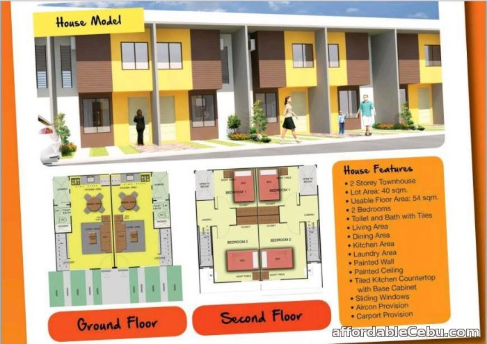 5th picture of Sunberryhomes townhouse Mactan Cebu For Sale in Cebu, Philippines