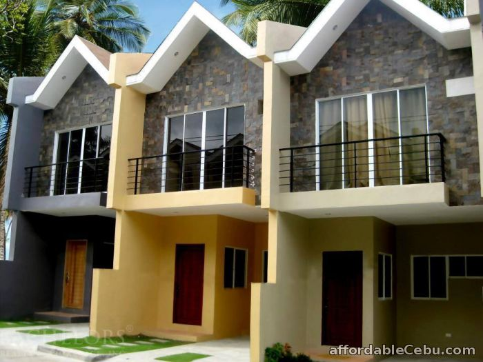 1st picture of North Gate Subdivision @ Bajac, Liloan, Cebu Townhouse For Sale in Cebu, Philippines