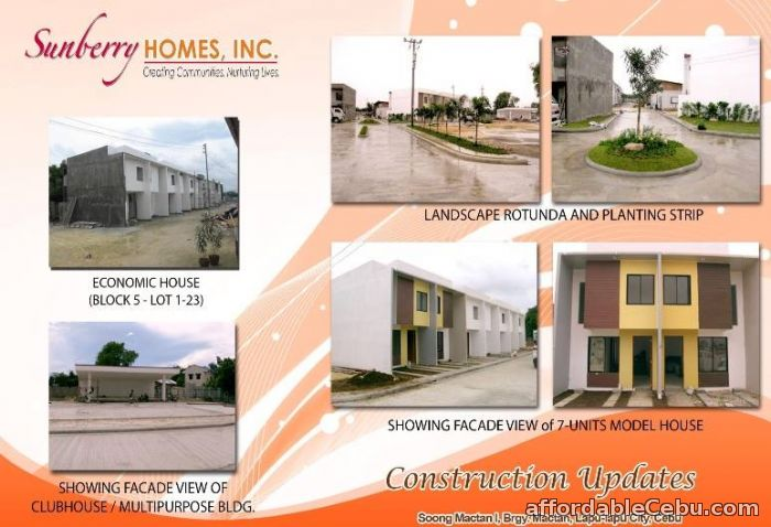 3rd picture of Mactan Soong Townhouse & 1Storey House for sale For Sale in Cebu, Philippines