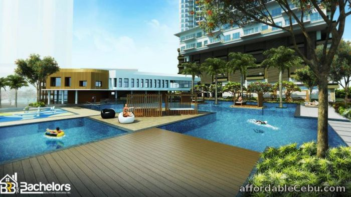 4th picture of Solinea @ Cebu Business Park, Cebu City 2 Bedroom Unit (Tower 1-3 For Sale in Cebu, Philippines