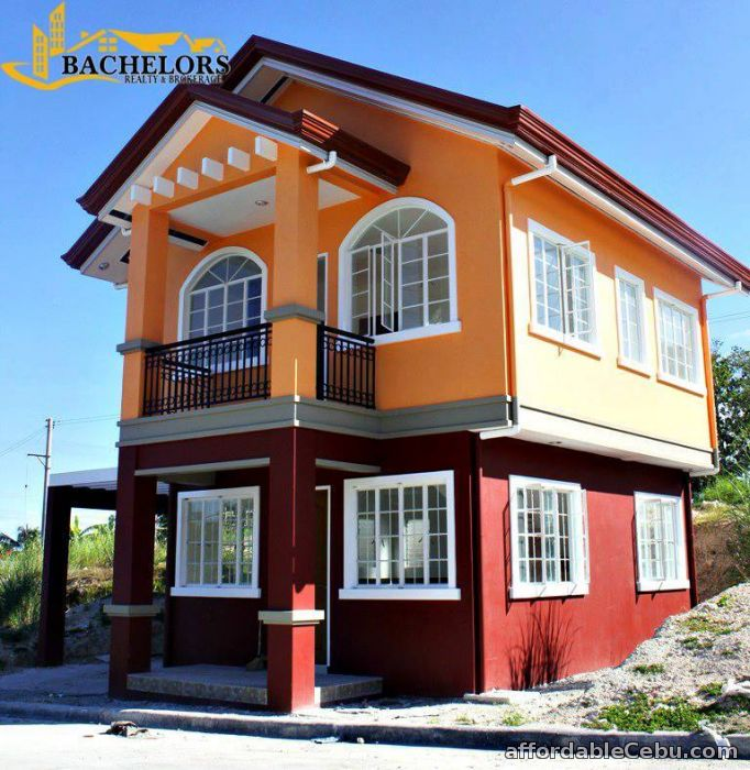 1st picture of Montecarlo Subdivision Grace Model Minglanilla For Sale in Cebu, Philippines