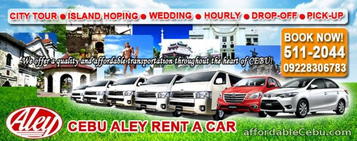 1st picture of Cebu Aley Rent A Car Offer in Cebu, Philippines