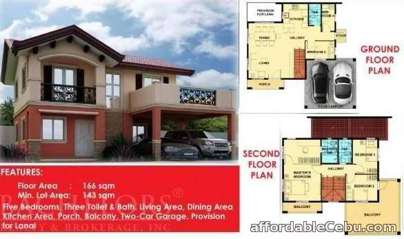 3rd picture of Camella Riverscapes @ Pit-os, Cebu City Gavina Model For Sale in Cebu, Philippines