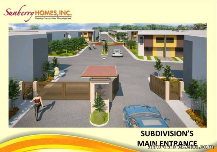 4th picture of Sunberryhomes townhouse Mactan Cebu For Sale in Cebu, Philippines
