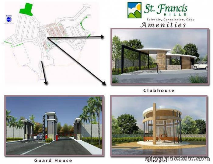 4th picture of Lot for sale at St. Francis Hills in Consolacion Cebu For Sale in Cebu, Philippines