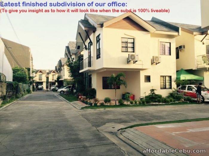 2nd picture of Tali Plains Residences Emi-Outer TH For Sale in Cebu, Philippines