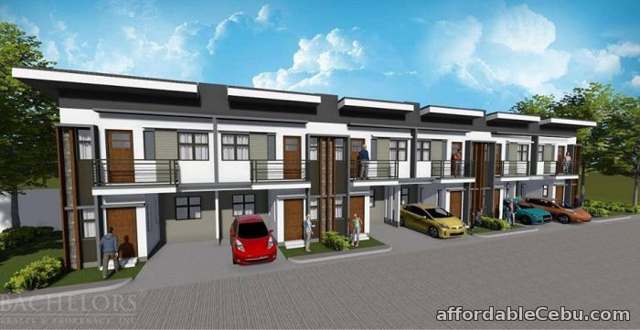 1st picture of Woodway Townhomes @ Pooc, Talisay, Cebu Amber Model Inner For Sale in Cebu, Philippines