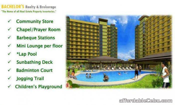 3rd picture of Mabolo Bamboo Bay Resort-inspired Condo near SYKES 2BR For Sale in Cebu, Philippines