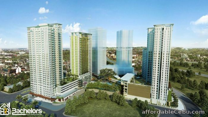 1st picture of Solinea @ Cebu Business Park, Cebu City 2 Bedroom Unit (Tower 1-3 For Sale in Cebu, Philippines