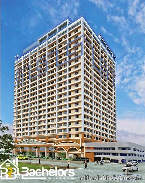 1st picture of PARTHENON Residences - Near SM Cebu City 1-BedRoom Unit For Sale in Cebu, Philippines