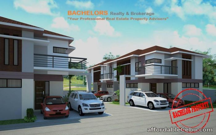 1st picture of MLD St. Anthony Talamban Townhouse For Sale in Cebu, Philippines