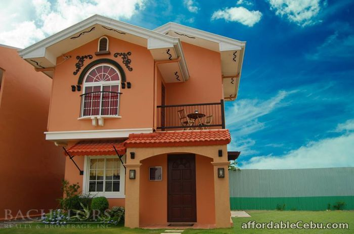 1st picture of Cordova Single-Detached House Cebu Palacios Grande Model For Sale in Cebu, Philippines