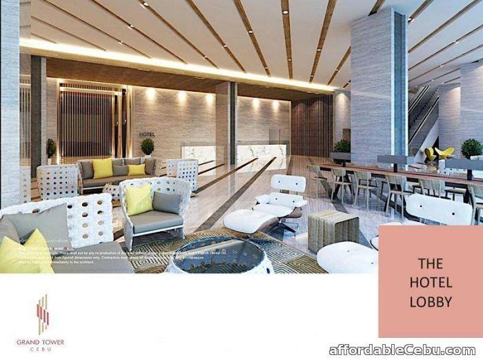 4th picture of Grand Tower Cebu Condo-Hotel at NRA, Cebu City For Sale in Cebu, Philippines