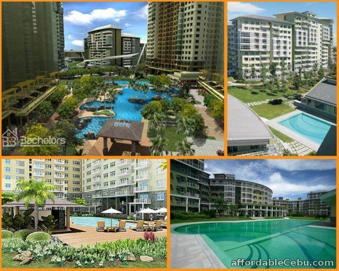 4th picture of Solinea @ Cebu Business Park, Cebu City Studio Unit (Tower 1-3) For Sale in Cebu, Philippines