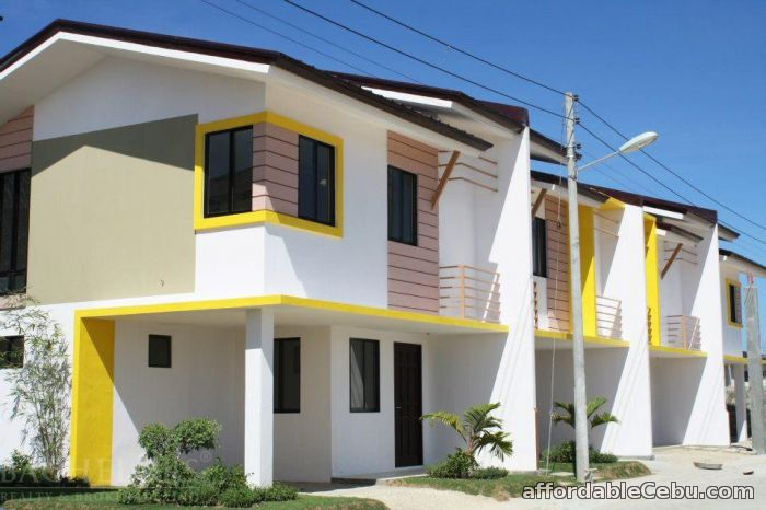 1st picture of Ajoya Subdivision Townhouse Nabi Model 14,979month For Sale in Cebu, Philippines