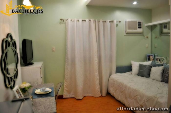 3rd picture of Lahug Mivesa - A Garden Resort Condominium Studio Unit For Sale in Cebu, Philippines
