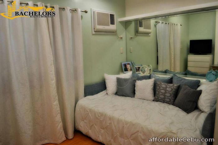 2nd picture of Lahug Mivesa - A Garden Resort Condominium Studio Unit For Sale in Cebu, Philippines