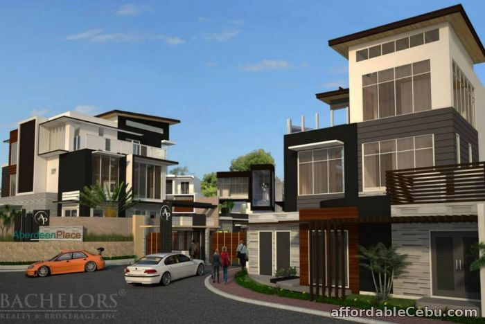 3rd picture of Mandaue Executive House & Lot for sale Aberdeen Place Smith Model For Sale in Cebu, Philippines