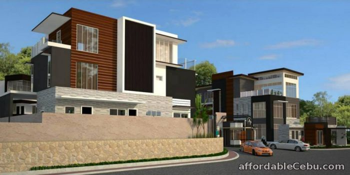2nd picture of Mandaue Executive House & Lot for sale Aberdeen Place Smith Model For Sale in Cebu, Philippines