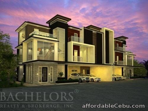 1st picture of Mandaue Executive House & Lot for sale Aberdeen Place Smith Model For Sale in Cebu, Philippines