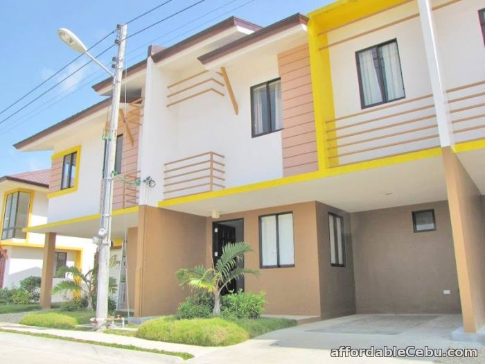 2nd picture of Ajoya Subdivision Townhouse Nabi Model 14,979month For Sale in Cebu, Philippines