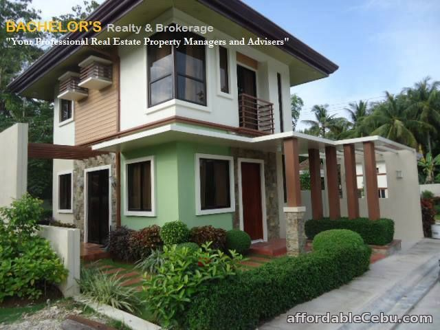 1st picture of Woodland Park in Liloan Cebu Cherimoya Model 2story For Sale in Cebu, Philippines