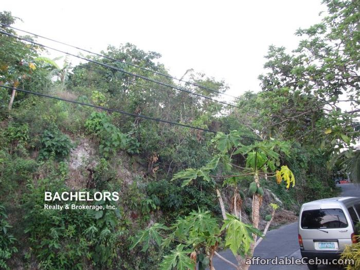 4th picture of Lahug Lot Only for Sale Overlooking and Downhill Lot For Sale in Cebu, Philippines
