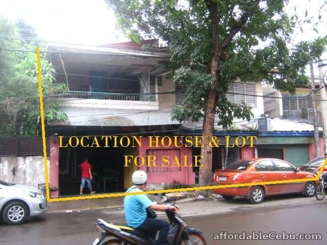 1st picture of Capitol Area Commercial House & Lot For sale near Fuente O For Sale in Cebu, Philippines