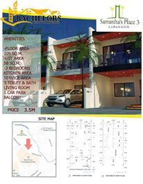 1st picture of Samantha's Place at Labangon, Cebu City Townhous For Sale in Cebu, Philippines