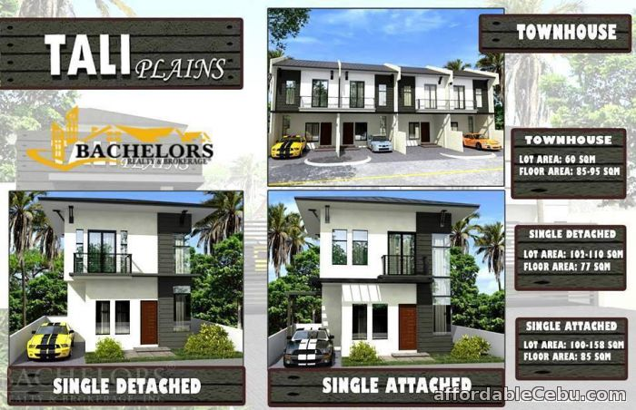 3rd picture of Talisay Tali Plains - Airi Model For Sale in Cebu, Philippines