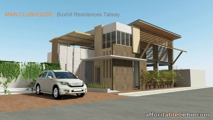 3rd picture of Talisay Cebu House and Lot BOXHILL Residences For Sale in Cebu, Philippines