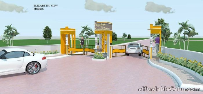 1st picture of lot for sale at Elizabeth View Homes Sub in Garing,Consolacion Cebu For Sale in Cebu, Philippines