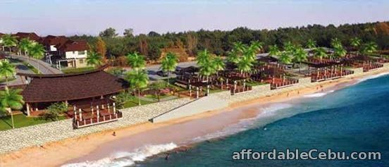 1st picture of Resort Type Sudivision Mazari Cove Sangya Model House &  Lot By The Sea For Sale in Cebu, Philippines