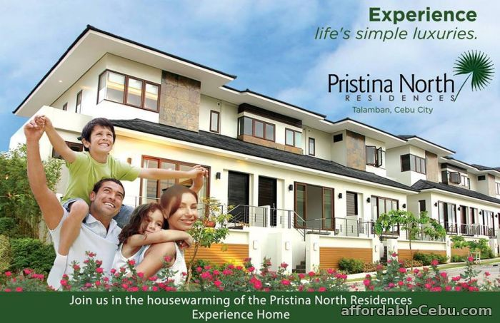 2nd picture of Talamban Pristina North house and lot for sale For Sale in Cebu, Philippines