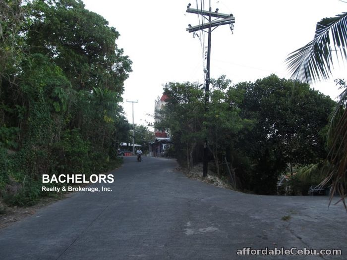 1st picture of Lahug Lot Only for Sale Overlooking and Downhill Lot For Sale in Cebu, Philippines