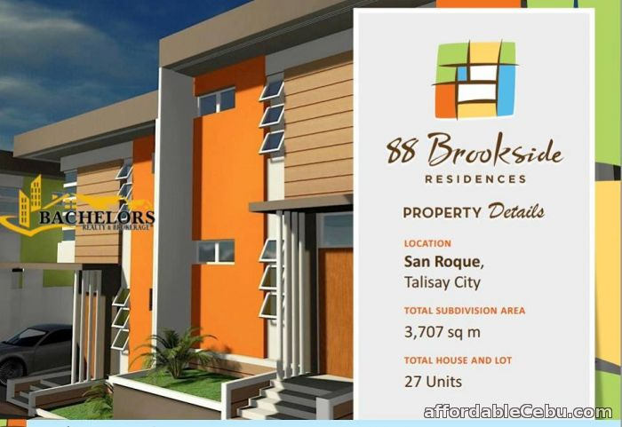 5th picture of 88 Brookside Residences San Roque, Talisay City, Cebu Cailey For Sale in Cebu, Philippines