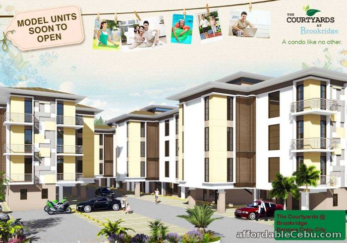 5th picture of Banawa The Courtyards At Brookridge Studio Unit For Sale in Cebu, Philippines