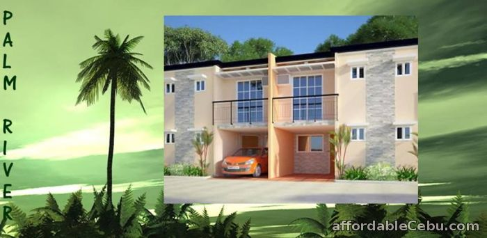 2nd picture of Palm River Subd., Zavier Townhouse For Sale in Cebu, Philippines