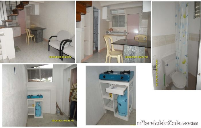 2nd picture of Furnishd townhomes for rent 10min ride Mactan Newtown For Rent in Cebu, Philippines
