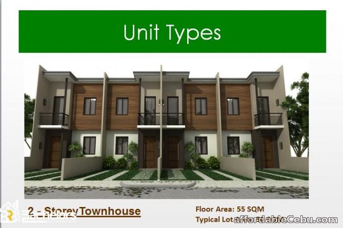 1st picture of Cebu City Townhouse For Sale - 888 Acacia Drive For Sale in Cebu, Philippines