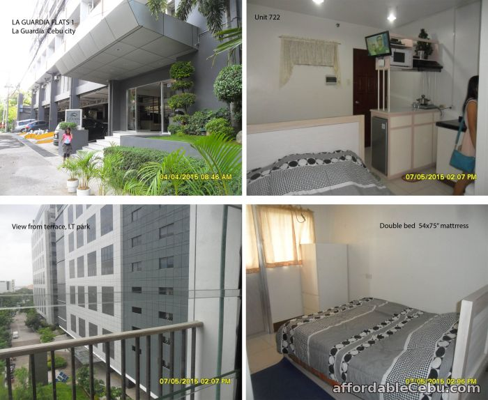 2nd picture of Furnished condo walking distance IT park Lahug For Rent in Cebu, Philippines