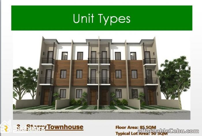 3rd picture of Cebu City Townhouse For Sale - 888 Acacia Drive For Sale in Cebu, Philippines