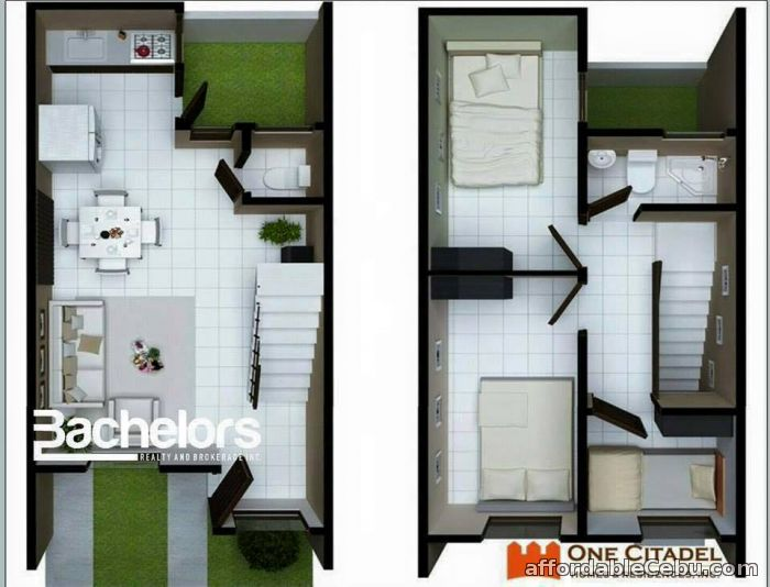 2nd picture of 3 Bedroom Townhouse - Beverly Place Mactan For Sale in Cebu, Philippines